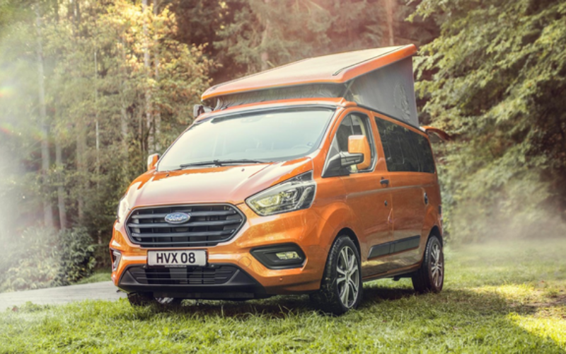 5 Things to Pack for a Trip Away in Your Ford Nugget Camper Van