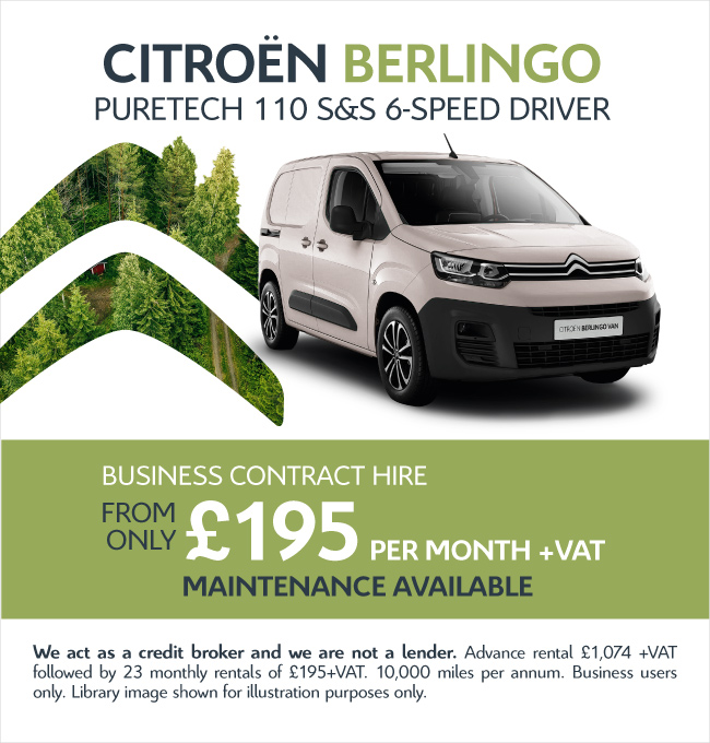 Citroen Berlingo BCH 240820