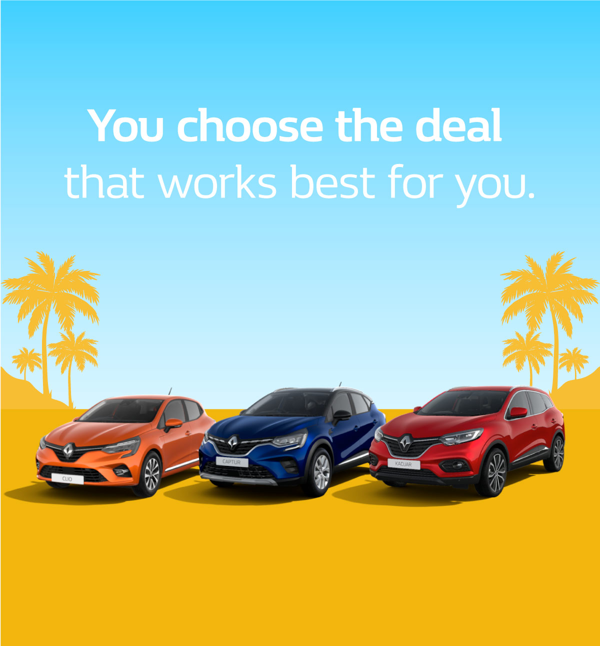 Renault Choose your offer