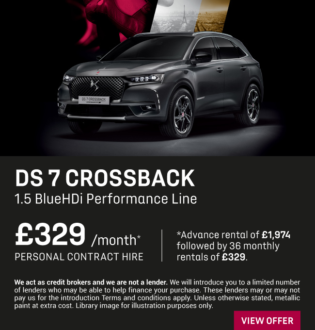 DS 7 Performance Line 070920