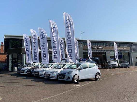 Hyundai Nottingham Hyundai Dealers In Nottingham Bristol Street