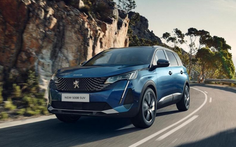 Peugeot 5008 Has Been Refreshed