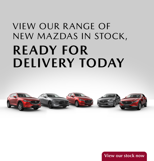 Mazda In Stock Ready for Delivery 140920