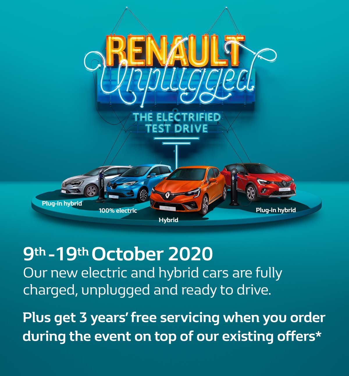 Renault Unplugged Event 240920