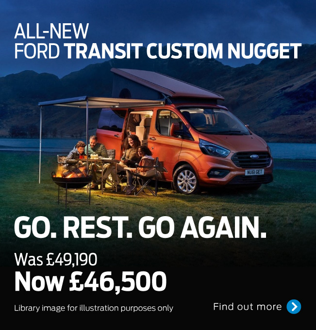 Ford Nugget Offer 071020
