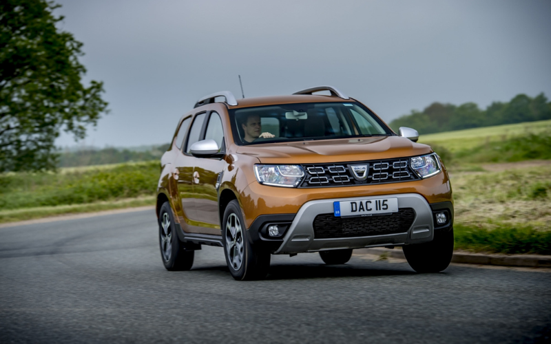 Dacia Duster is Named Best Value Car at the BusinessCar Awards 2020