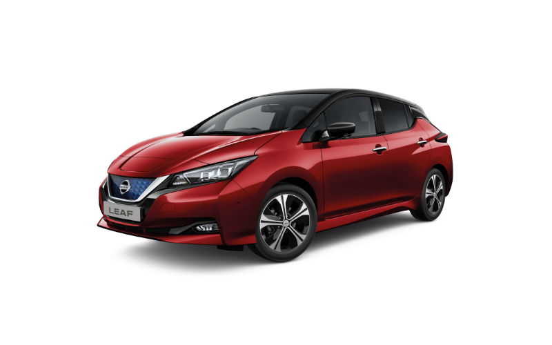 Production for the New MY20 Nissan Leaf Has Started