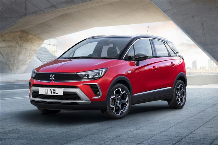 Vauxhall Announces Prices and Specifications for the New Crossland