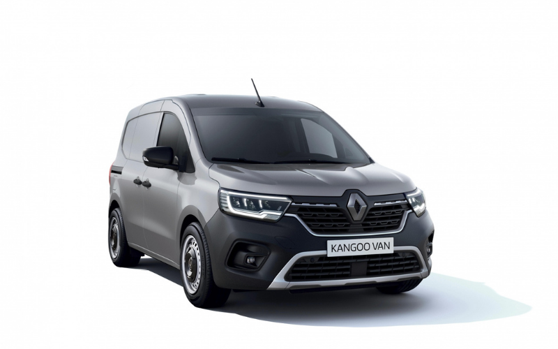 Renault Unveils the All-New Renault Kangoo Van