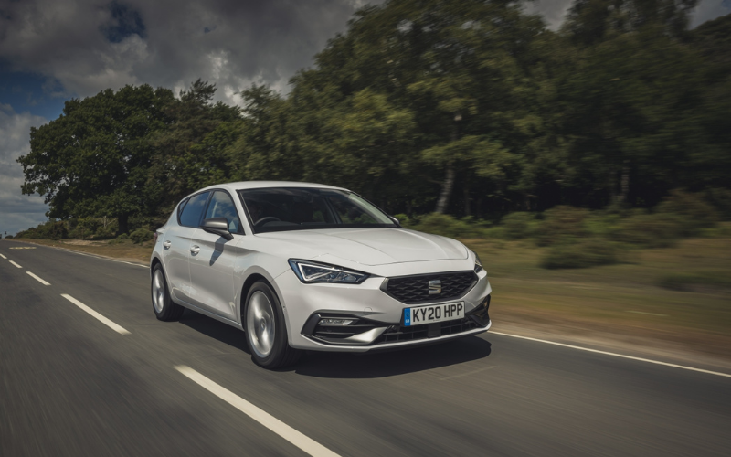 New SEAT Leon Receives a Five Star Euro NCAP Safety Rating