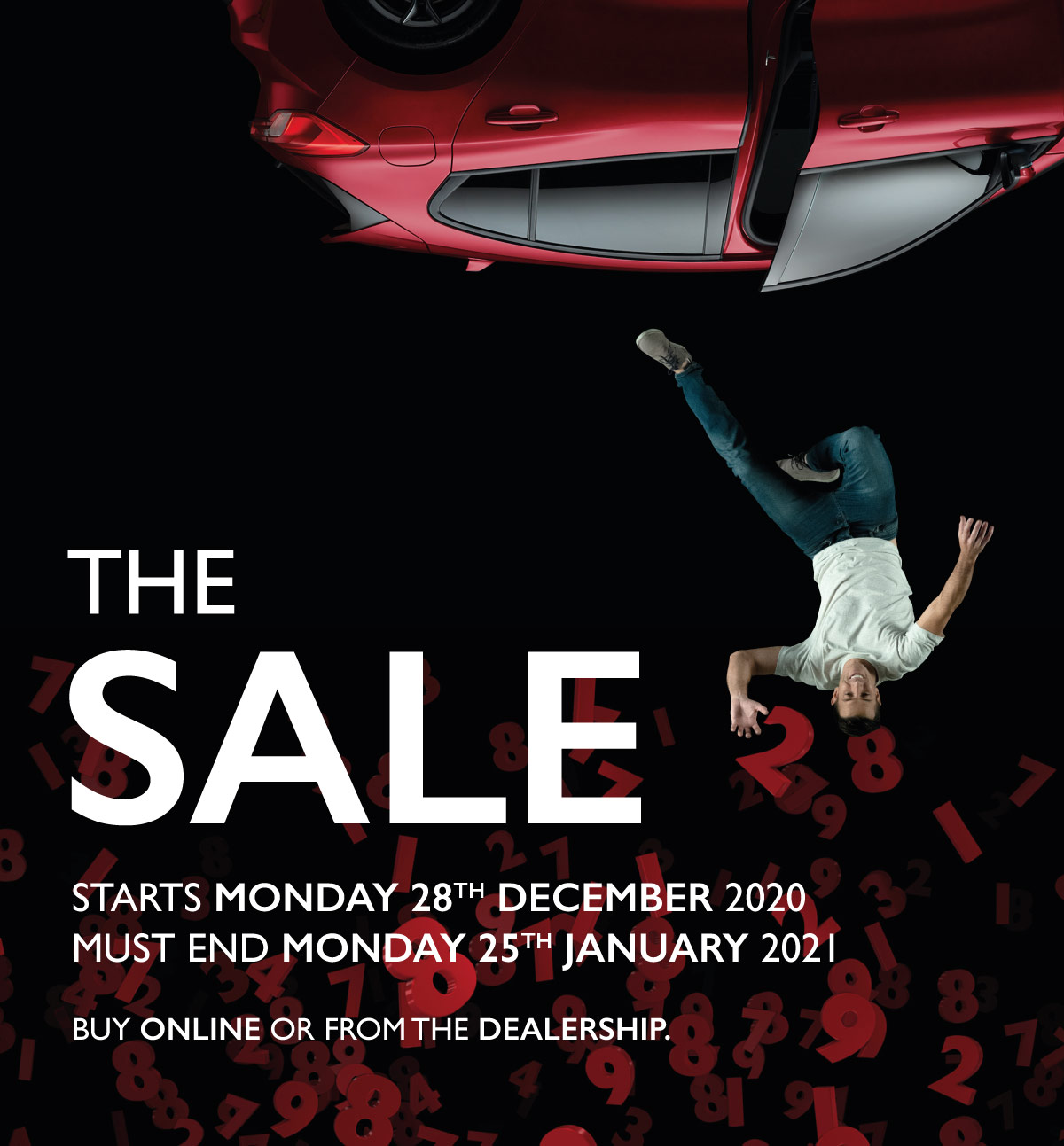 BSM MM Car The Sale Event 2020/2021