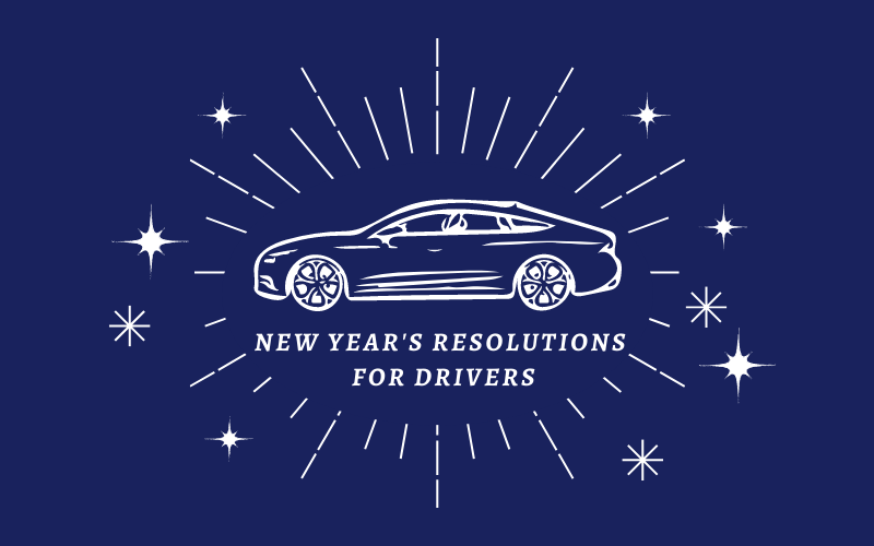 New Year's Resolutions for Drivers