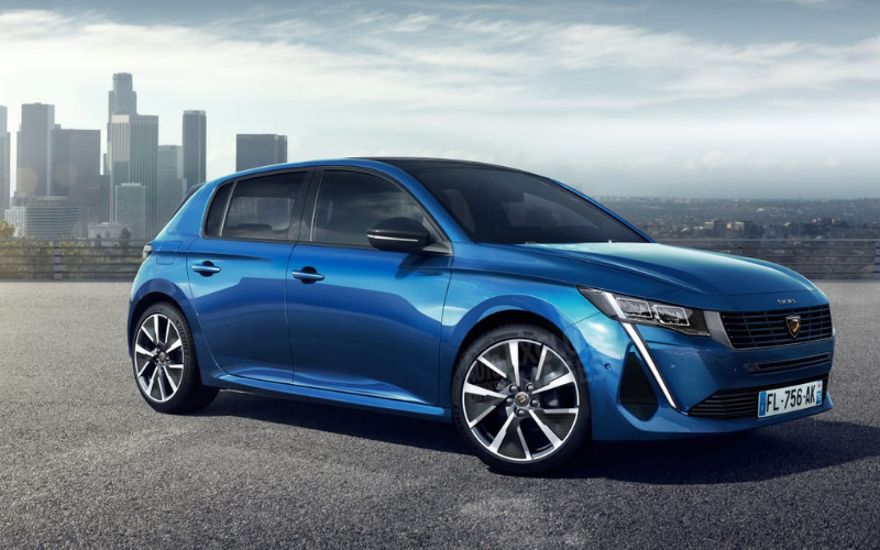 Get Ready for the All-New Peugeot 308 Hatchback