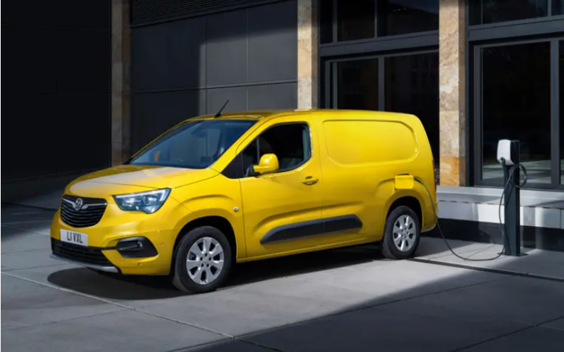 The All-New Vauxhall Combo-E Has Been Revealed