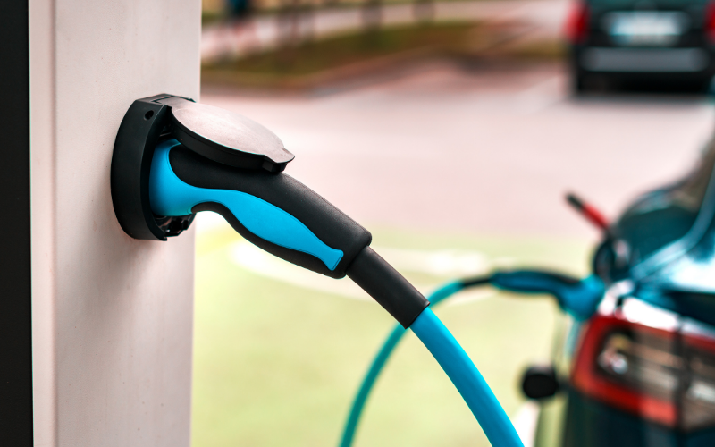 Government Announces �20 Million Funding for Charging Points