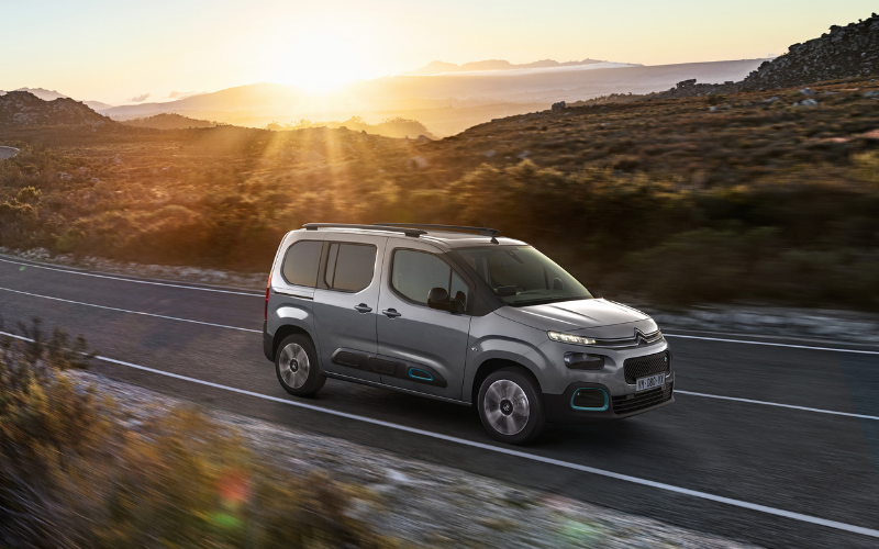 New Citroen E-Berlingo Is the Newest Addition to Join EV Line-Up