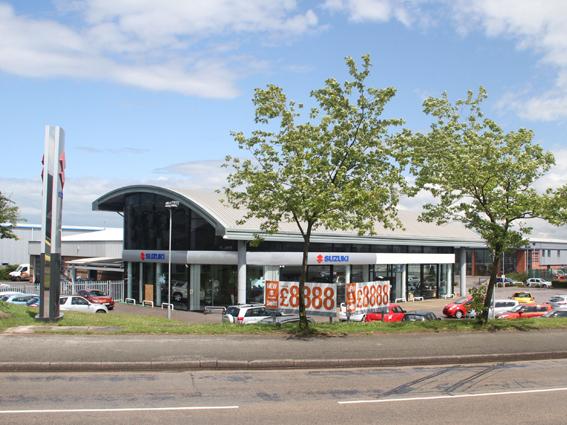 Suzuki Mansfield Suzuki Dealers In Mansfield Bristol