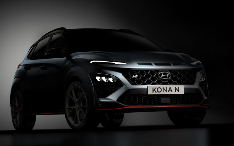 First Look at the All-New Hyundai Kona N