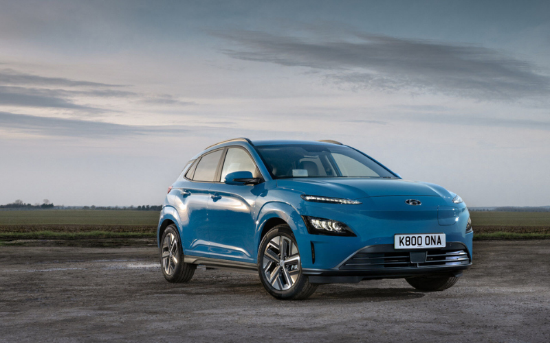Hyundai Releases New KONA Electric Prices and Specifications
