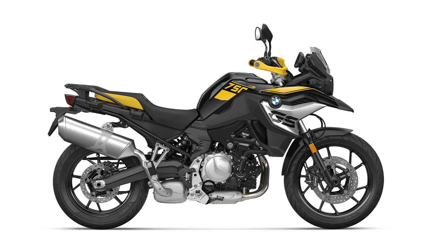 F 750 GS Edition 40 Years GS