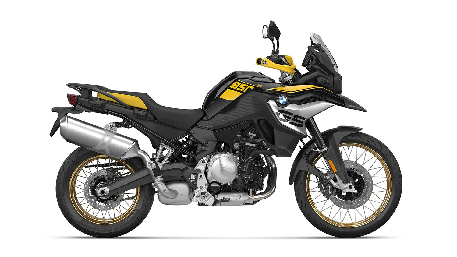 F 850 GS Edition 40 Years GS