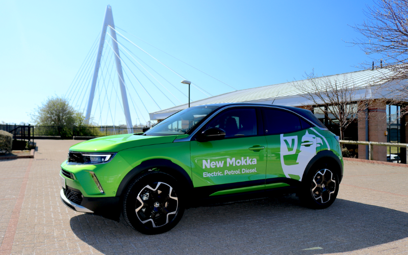 A Video Tour Of The All-New Vauxhall Mokka-E