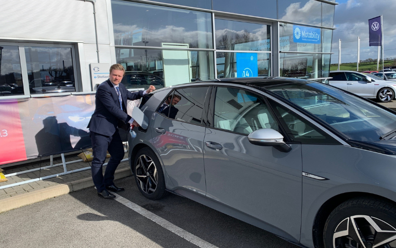 Electric Vehicle Accreditation For Three Vertu Dealerships