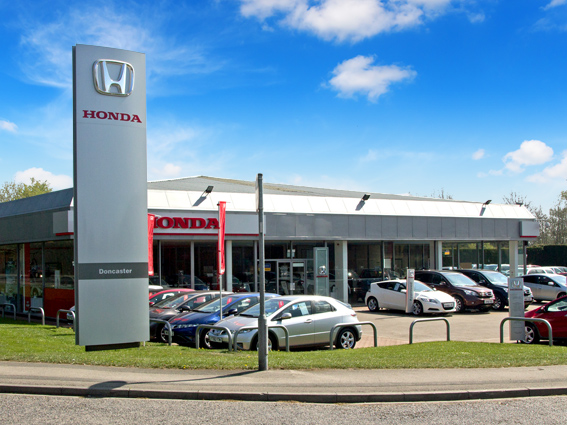 New and used honda civic tourer in doncaster bristol for Honda dealership stockton