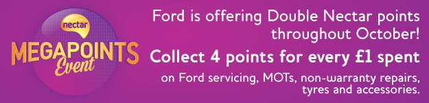Ford Nectar Points on Servicing Repair MOT