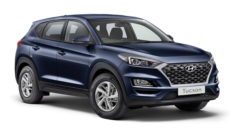 New Hyundai Tucson 1 6 CRDi 48V MHD SE Nav 5dr 2WD Diesel