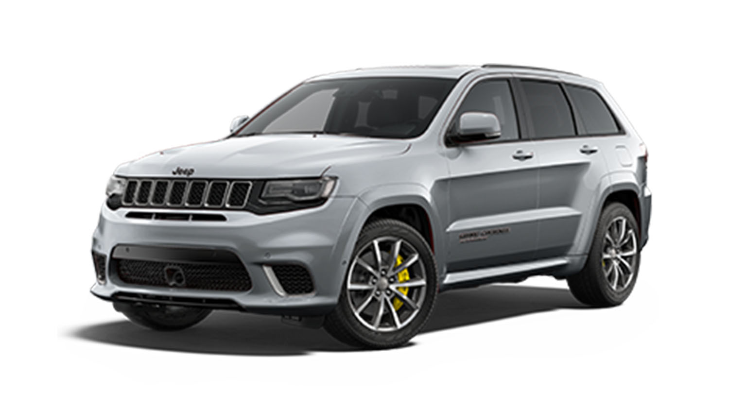 New Jeep Grand Cherokee 6 2 V8 HEMI Supercharged Trackhawk