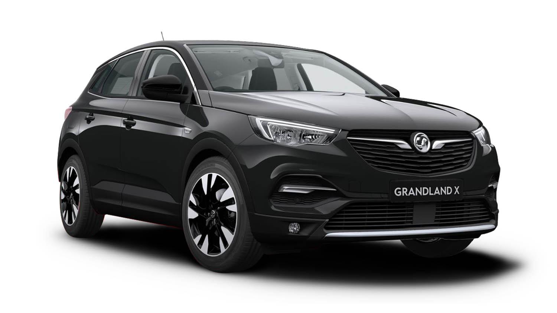 New Vauxhall Grandland X 1.6 Hybrid4 300 Business Ed Nav Premium ...