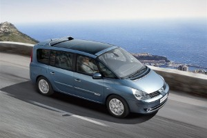 Features of the latest Renault Espace have been revealed