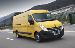 Renault bags 4 van awards