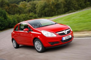 Vauxhall tops February sales charts