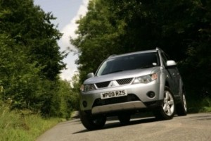 Mitsubishi Outlander is