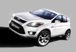 Ford Kuga is 'terrific to drive'