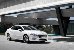 Peugeot 508 named Best New Car of 2011
