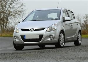 The Hyundai i20 was praised for its affordability and fuel economy.