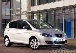 SEAT Altea set for electric makeover