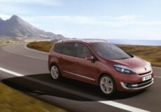 Renault announces Scenic facelift