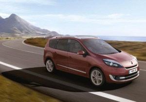 Renault Scenic due for 2012 update