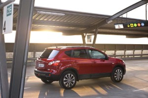 Qashqai picks up CAP award