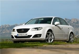SEAT Exeo Ecomotive to boost firm's green sales