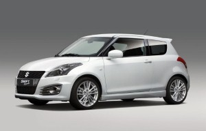 Suzuki Swift Sport named as top model