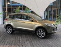 Improvements all round for the all-new Ford Kuga