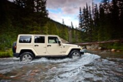 Jeep Wrangler achieves yet another major honour
