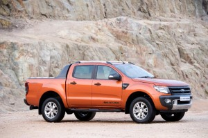 Ford Ranger named 4x4 Magazine's Pick-Up of the Year