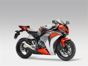 Celebrate 20 years of the CBR1000RR Fireblade