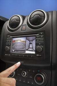 Nissan Qashqai 360 Degree Camera Makes Parking Easier